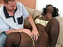 Ebony Big Booty First Time Amateur Fucked Hard