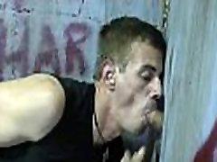 Gay hardcore gloryhole sex porn and nasty hard throtfuck handjobs 28