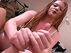 Handjob from amateur slut in glasses amateur porn vid 4 free web cam public sex cams