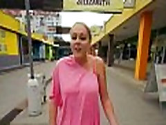Hot sexy babes get picked up on the streets for a good fuck 32