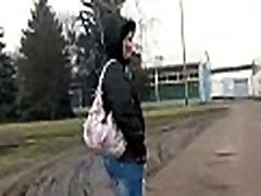 Hot sexy babes get picked up on the streets for a good fuck 23