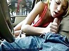 Automobilių lyties paauglių hitchhiker hardcore daužė 23