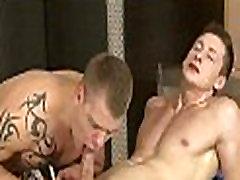 Wild oral-stimulation for gay