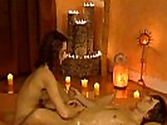 Lingham Massage Is Erotic Handjob