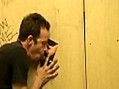 Gay hardcore gloryhole sex porn and nasty gay handjobs 15