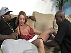 Hot milf fucks hard an huge black cock 4