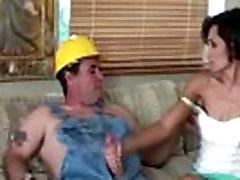 Handjob milf matures wanking off dudes