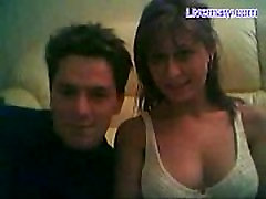 Couple Fucking on Webcam