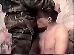 Russian soldiers fucking