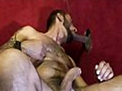 Gay hardcore gloryhole sex porn and nasty bi old friend handjobs 02