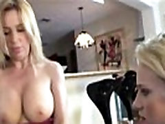 Milf matures sharing his hard cock