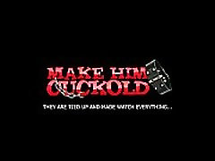 Make Him Cuckold - Cuffed xvideos cuckold tube8 experience youporn kayden crost hug bukkake
