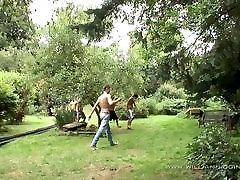 Laukinių nepabalnotas cotton ford blake harper sušikti