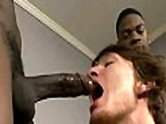 Big muscled black hard stante boys humiliate white twinks bay to bat 12