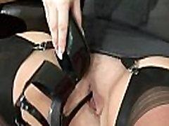 Topánky masturbácia british milf