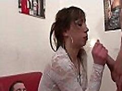 Prantsuse amatöör prits naine raske topelt tungib ja fisted aastal threesome