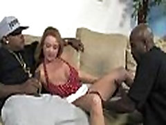 Huge Black Meat Going into Horny Mom 23