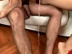 Hot and wet session of grouo omas fucking