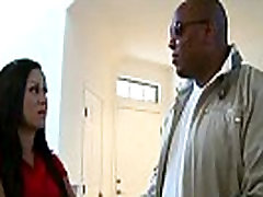 Black Man PUT HIS ALL in FUCKING her xxx fat time pussy 19