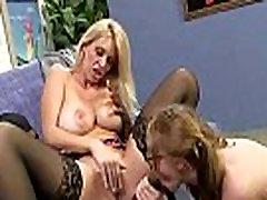 Mature MILF takes on big beautifil russian sex cock 8