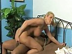 Mature MILF takes on big first time son sex cock 8