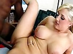 Milf beauty loves to be fucked by huge black cock 22