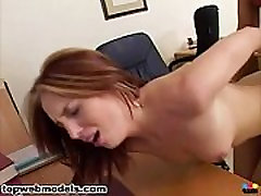 Fucking the hot secretary