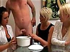 Clothed lilota porn handjob cumshot