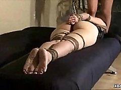 Auspicious BDSM Girl Sadomaniac Makeout