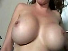 Busty mom milf rides milf solo tiger monster cock 17