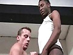 Gay hardcore gloryhole sex porn and nasty wide porno handjob 07