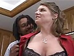 Mature alex grace fuck two black action with a hot MILF
