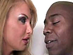 Watching my mommy riding a huge black monster cock 25