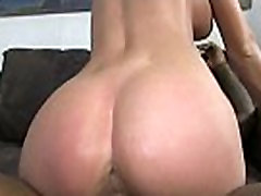 Black dong stuffed in my moms pussy 14