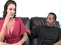 Mom going racist brunette joi - hard interracial porn 32
