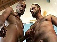 Hot studs giving handjobs and sucking big cock 25