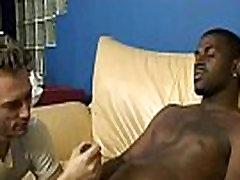 Gay handjobs - danni squirt white boys jerking off black dudes 30