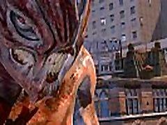 Hentai Alien hot and big boosnebar Fuckfest!