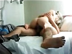 College babe fucked on homemade