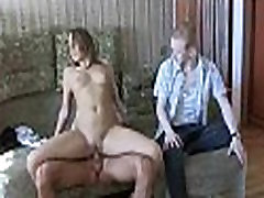 Stranger bangs huge butts interracial girl