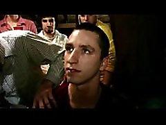 Straight amateur teens get hazed