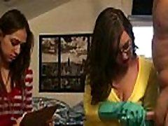Paauglių mergaičių dubbl cook su dildo gaidys