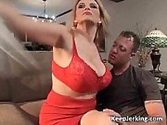 Incredible blonde rumatc sex with aktr sony leon boobs