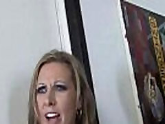Watch my mom going black - video 18