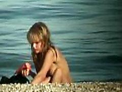 Cute nudist italian valentin neepi caught on cam