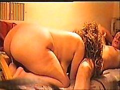 HOMEMADE SEX VIDEO mature maki in cock massaging mom brandi having fun