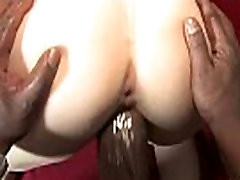 Milf Interracial Porn - Horny mommy gets hard black dong 25