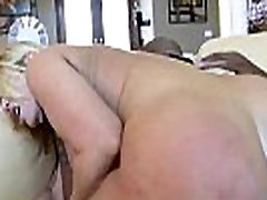 Interracial hard sex Horny MILF beauty gets hard big black cock 26