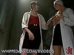 Psych Ward Bitches Dominate a Prostitute