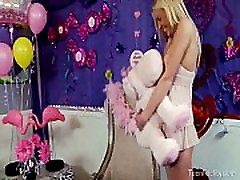 Birthday sex free young Princess Covered In Icing